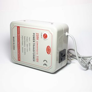Трансформатор понижающий 3000W 220V-110V