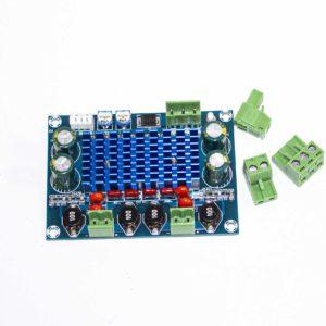 Усилитель 2х120W DC12-24V (XH-M572) TPA3116D2